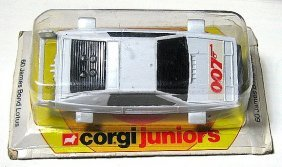 Corgi Jr Lotus