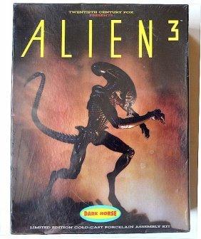 Dark Horse Alien 3 Cold-cast Porcelain Assembly Kit