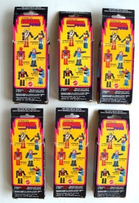 Mattel Collection Shogun Warriors