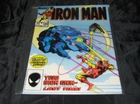 Iron Man (1st Series) #198
