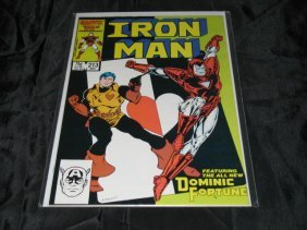Iron Man (1st Series) #213