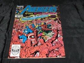 The Avengers (1st Series) #305