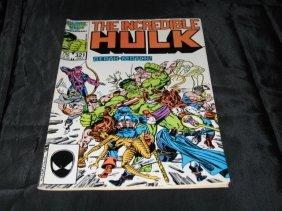 The Incredible Hulk (1st Series) #321