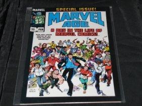 Marvel Age #35