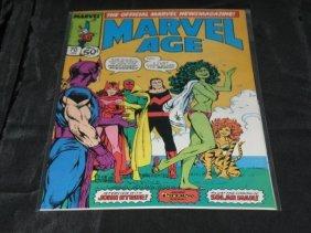 Marvel Age #70