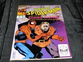 Web Of Spider-man (1st Series) #71