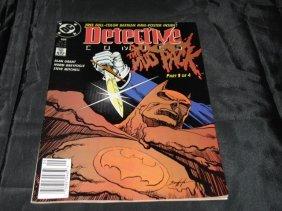 Detective Comics (1st Series) #604