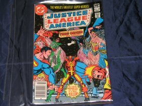 Justice League Of America #192