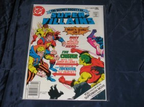 Secret Society Of Super-villains #9