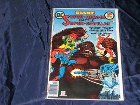 Super Heroes Battle Super Gorillas #1