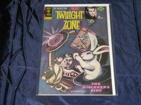 The Twilight Zone (vol. 1) #74