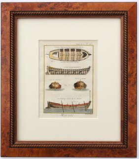Sailing Vessel, 1779
