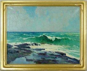 Lake Superior Shore, John A. Spelman