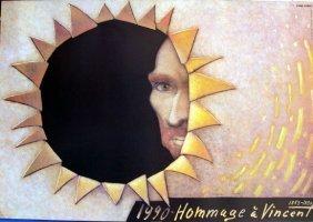 Hommage To Vincent Van Gogh