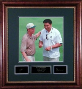 Nicklaus & Ali Eng. Signatures