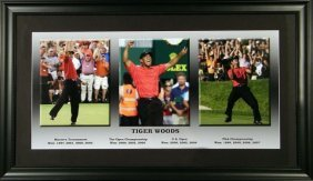 Tiger Woods Wins