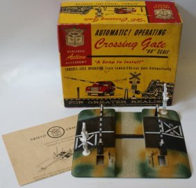 Vintage Ho Scale Aristo-craft Automatic Operating