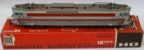 French Jouef Ho Scale Tee 843e Cc40101 Sncf Locomotive