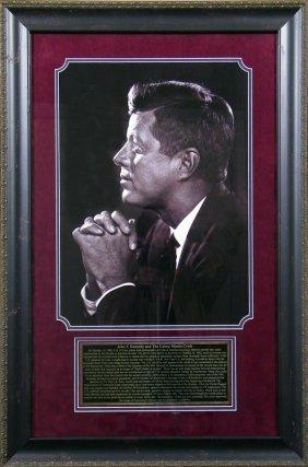 John Kennedy Cuban Missile Crisis
