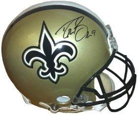 Drew Brees Signed New Orleans Saints Authentic Pro