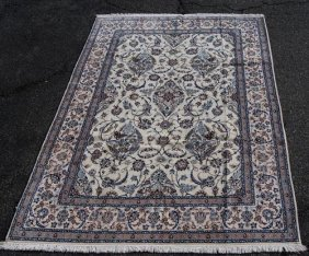 Investment Quality Persian Nain Signed By Master