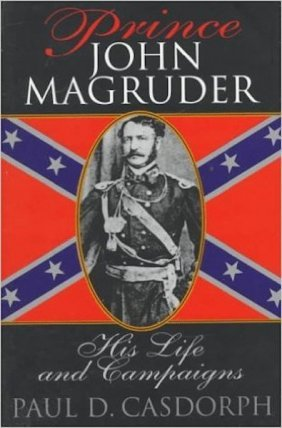 1st Ed Civil War Hc In Dj: Bio Confederate Gen Magruder