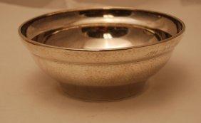 Georg Jensen Sterling Silver Continental Bowl 416