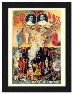 The Fak Hongs Numero D'illusion Le Plus Grand Du Monde