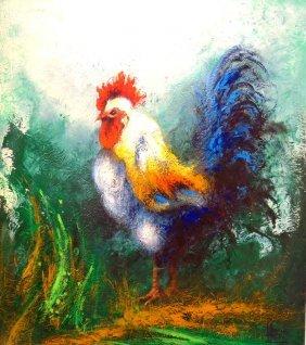 Gregorio - Acrylic On Canvas