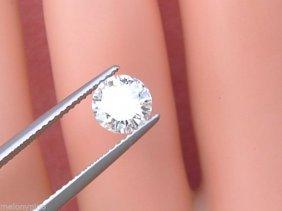 2.13ctw Pair Loose Round Brilliant Diamond 1.02 &