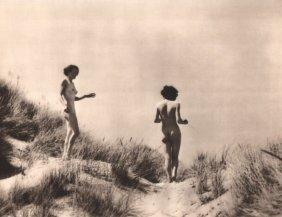 Everard, John - The Sisters (nude)