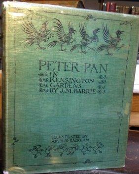 (1912) Peter Pan In Kensington Gardens From The Little