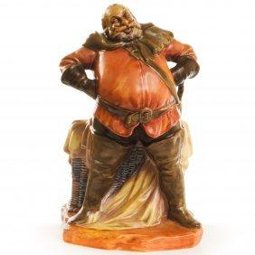 Royal Doulton Figurine Falstaff, Hn2054, 1950-1992, H.