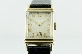 Mens Hamilton Wristwatch