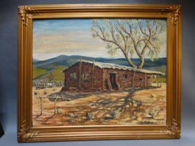 """""""stage Station – Villa Citos"""" (vallecito) By H.tapia"""