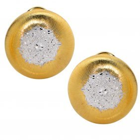 Buccellati Gold Earrings