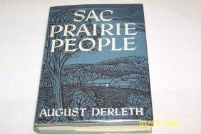 August Derleth, Sac Prairie People