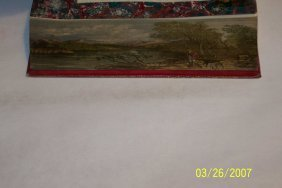Scott, Walter, The Lady Of The Lake, Fore-edge Painte