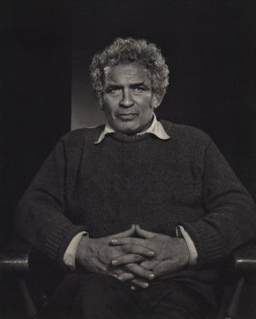 Karsh, Yousuf - Norman Mailer