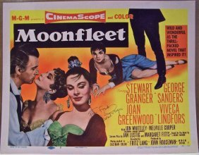 Moonfleet '55 Title Card Fritz Lang Swashbuckler