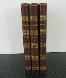 Edinburgh : A Satirical Novel - 3 Vols.