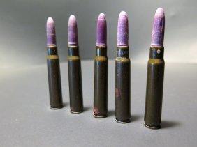Wwii German Nazi Training Bullets