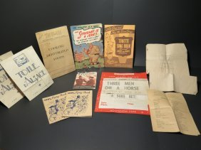 Wwii Army Paper Goods