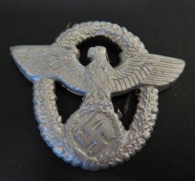 Wwii German Nazi Hat Pin
