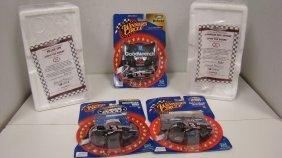 2 Dale Earnhardt Good Ole Bears & 3 Cars