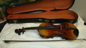 Antique Violin & Bow