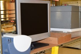 Shelf-canon Printer-gateway Monitor & More