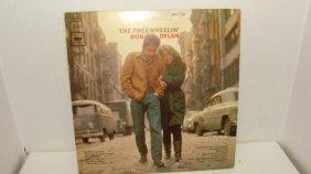 Bob Dylan The Freewheelin' Stereo 360 Record