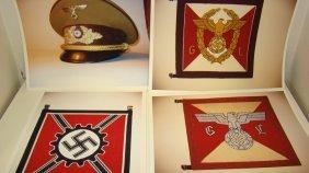 Color Photos Of A Nazi Collector's Collection