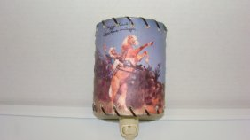 Vintage Roy Rogers On Trigger Night Light
